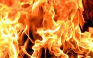 Вариант программы вводного инструктажа по пожарной безопасности