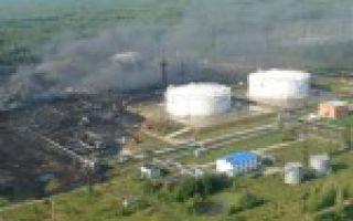 Пожар и взрыв на ЛПДС «Конда» (видео/фото)