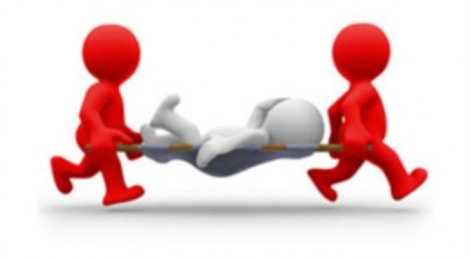 Схема действий при пожаре и несчастном случае с работником